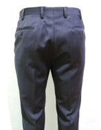 Picture of Versace Navy Charcoal Fashion Trend Suit