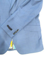 Picture of Ted Baker Sharkskin Blue Suit