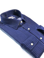 Picture of Ingram Lux Satin Stripe Shirt