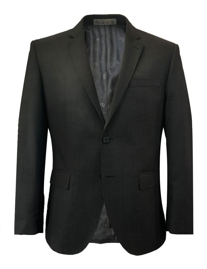 Picture of Cambridge Charcoal Wool Suit