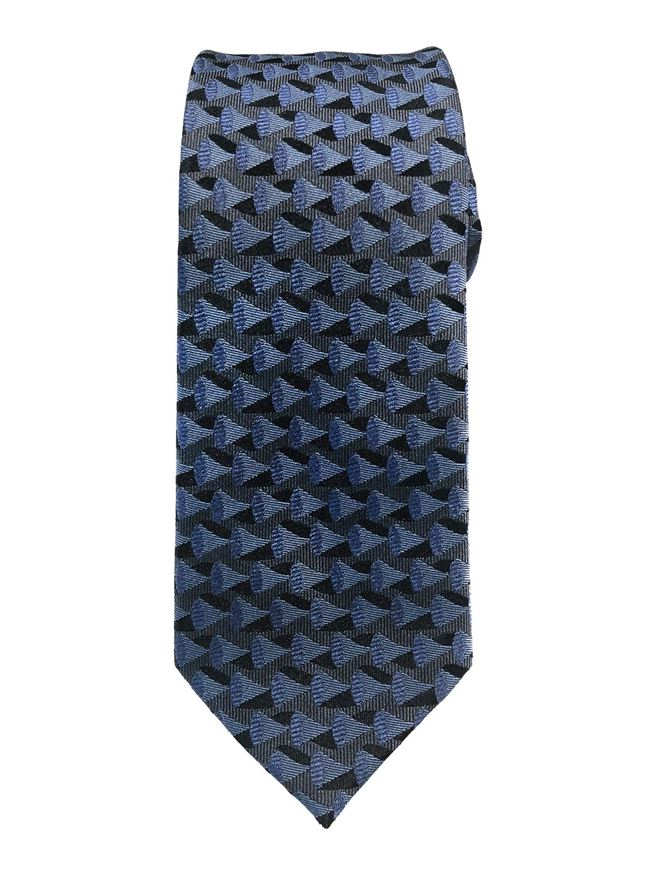 Picture of Ted Baker Cone Motif Silk Tie