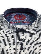 Picture of Au Noir San Remo Navy Shirt