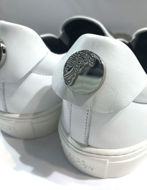 Picture of Versace Collection Greca Slipon Gold Sneaker