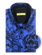 Picture of Versace Jeans Pop Print Tiger Shirt