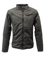 Picture of No Excess Khaki Moto Jacket