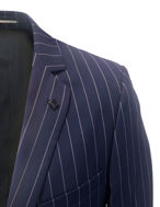 Picture of Lagerfeld Bold Blue Pinstripe Suit