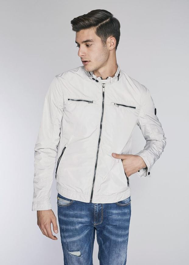 Picture of Gaudi Taupe Wind Jacket