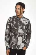 Picture of Pearly King Strain Printed Shirt