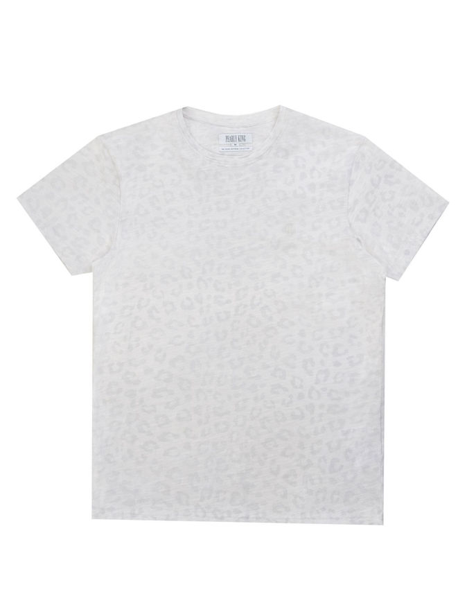 Picture of Pearly King Wesson Shadow Paw Print Tee