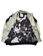 Picture of Pearly King Web Satin Short Jacket
