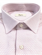 Picture of Ingram Abstract Weave Pink Shirt