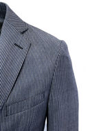 Picture of Reporter Pinstripe Wool Fashion Jacket