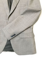 Picture of Reporter Silver Grey Super 140 Suit
