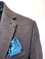 Picture of Ted Baker Brown Herringbone Jacket