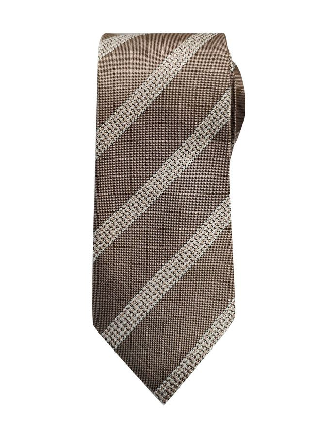 Picture of Ted Baker Stripe Jacquard Silk Tie