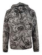 Picture of Versace Baroque Sweat Jacket