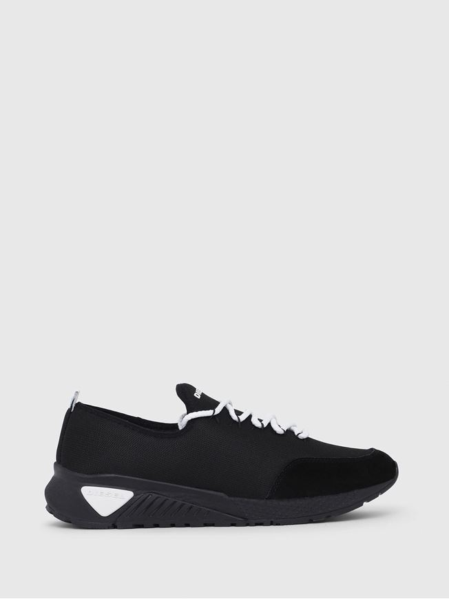 Picture of Diesel Black S-KBY Sneakers