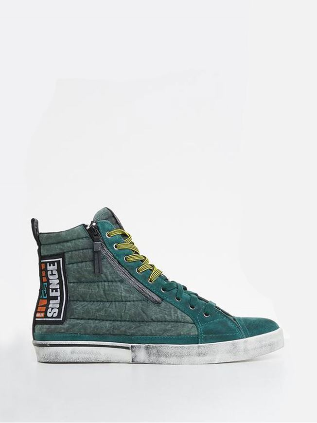 Picture of Diesel Patch High top Sneakers