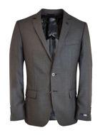 Picture of Karl Lagerfeld Grey Birdseye Jacket