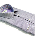 Picture of Ted Baker Lilac Dobby Shirt