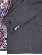 Picture of Ted Baker Double Breasted Microcheck Suit