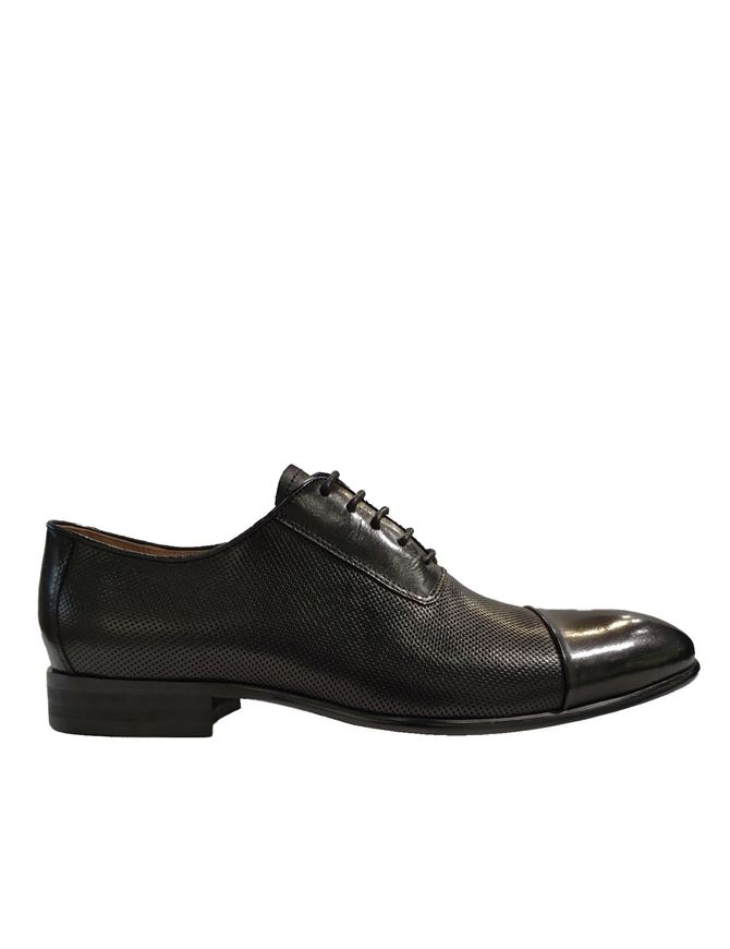 Picture of Cutler Pindot Toecap Shoes