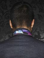 Picture of Au Noir Stretch Black Jackson Jacket