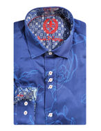 Picture of Au Noir Dorian Floral Shirt