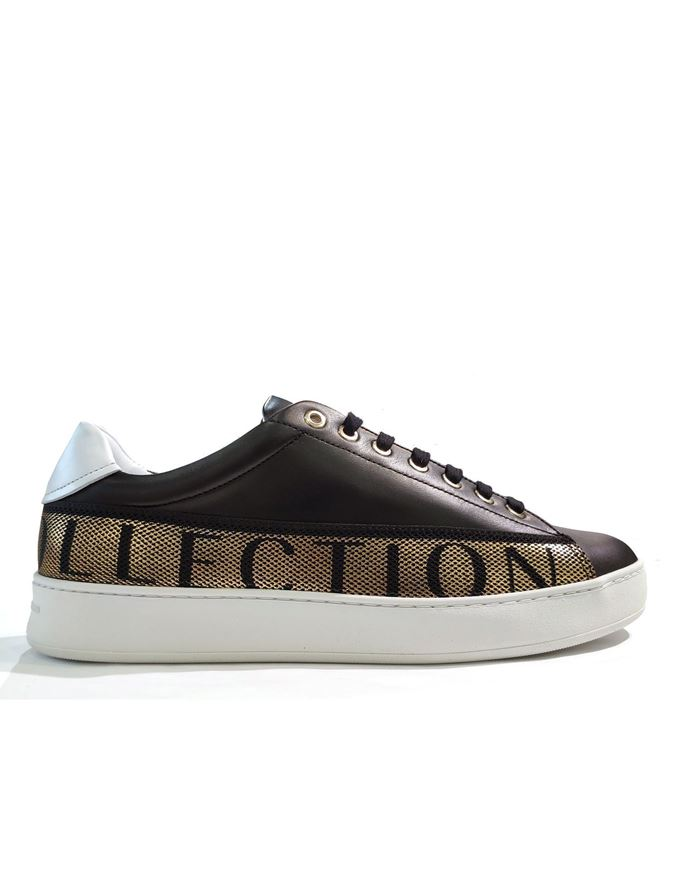 Picture of Versace Logo Tape Sneakers