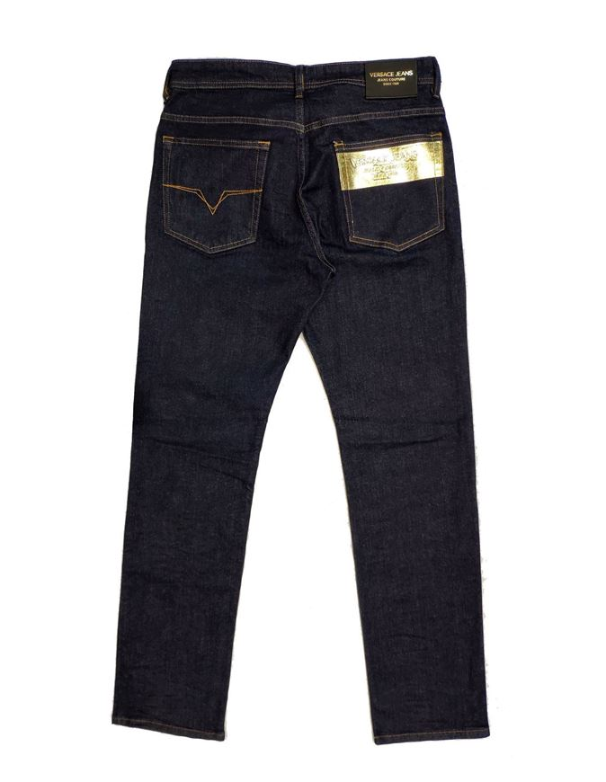 Picture of Versace Jeans Gold Emboss Denims