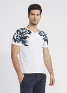 Picture of Gaudi Floral Print S/S Tee