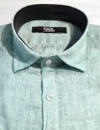 Picture of Karl Lagerfeld Pure Linen Shirt