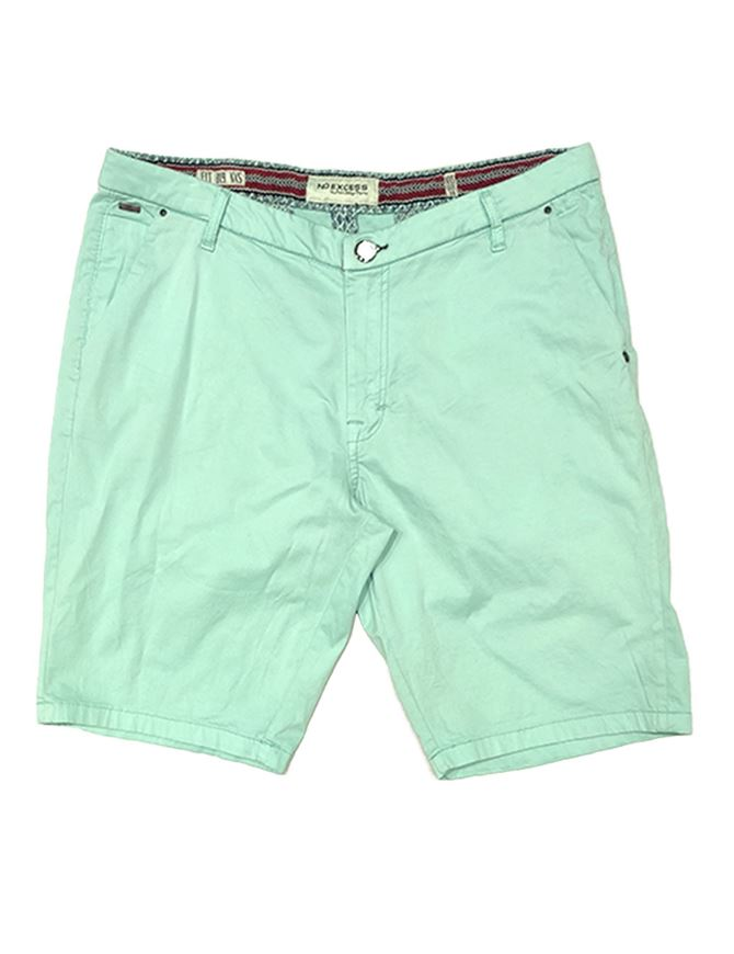 Picture of No Excess Lime Dye Wash Stretch Short