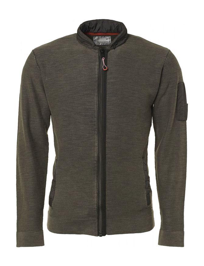 Picture of No Excess Light Zip Sweat Jacket