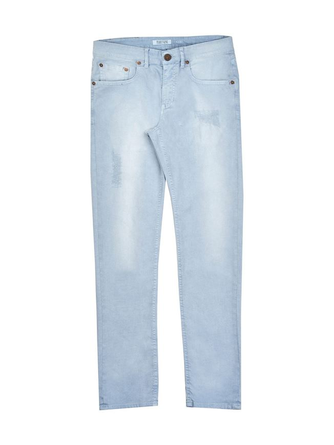Picture of Pearly King Lyric Wash Slim Jean