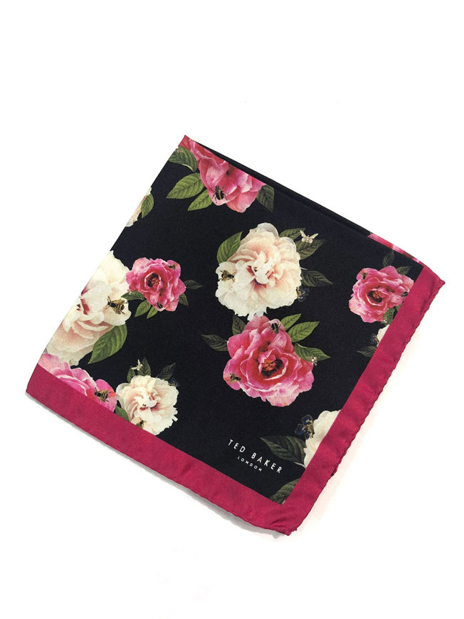 Picture of Ted Baker Floral Pocket Square