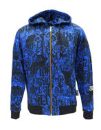 Picture of Versace Jeans Couture Baroque Sweat Jacket