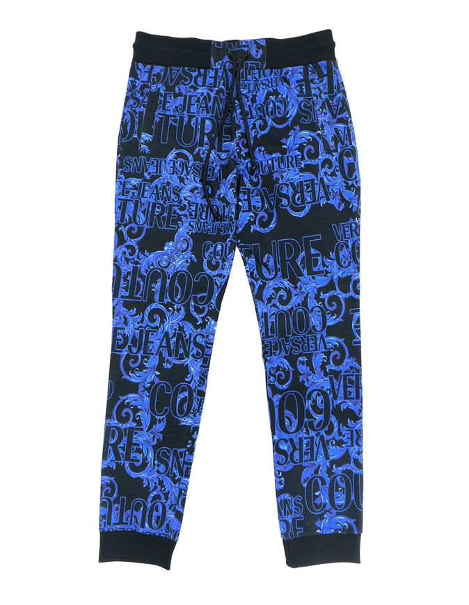 Picture of Versace Jeans Couture Baroque Sweatpant