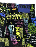 Picture of Versace Jeans Couture Graffiti Stretch Jean