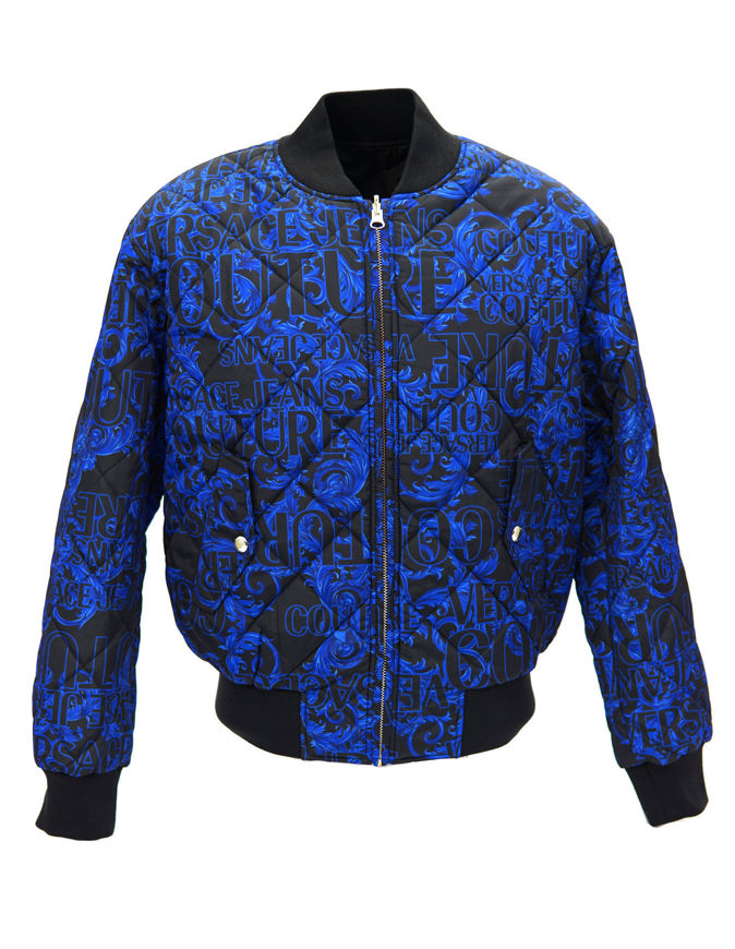 Picture of Versace Jeans Couture Baroque Reversible Jacket