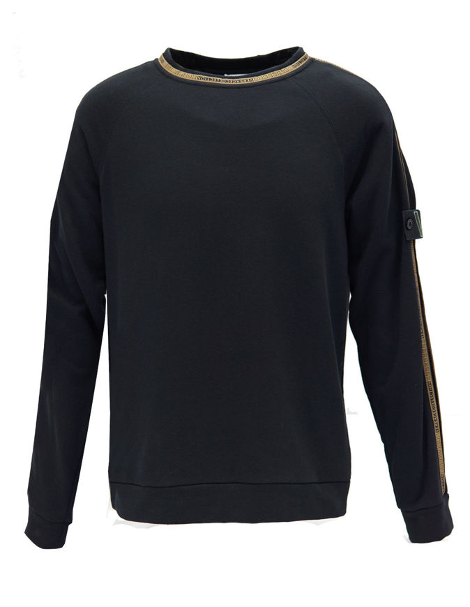 Picture of Versace Collection Logo Tape Sweatshirt