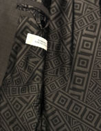 Picture of Versace Logo Tape Stretch Grey Suit
