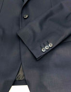 Picture of Versace Italian Made Navy Suit