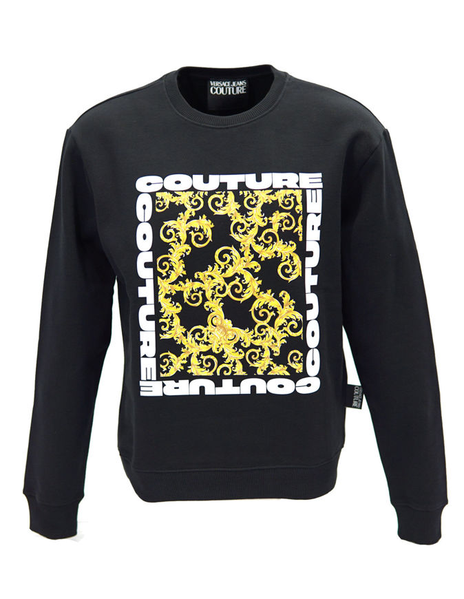 Picture of Versace Jeans Couture Baroque Sweat Shirt