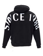 Picture of Versace Jeans Couture Logo Hood Sweat Shirt