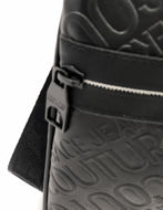 Picture of Versace Jeans Couture Logo Embossed Crossover Bag