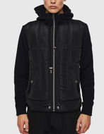 Picture of Diesel Bella Hood Sweat Jacket