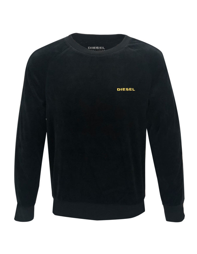 Picture of Diesel Tape Velvet Sweat Shirt
