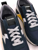 Picture of Diesel S-KBY Camo Lace Sneakers