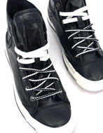 Picture of Diesel Gloss Hi-Top Sneakers